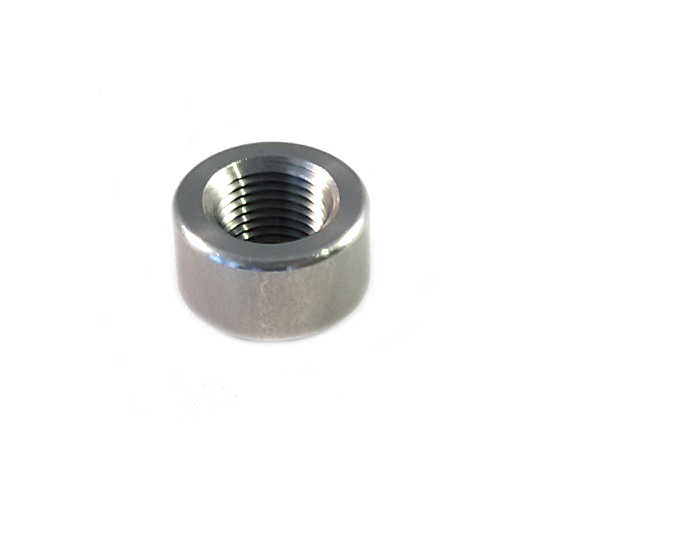 "Weld bung 1/8"" NPT female steel"