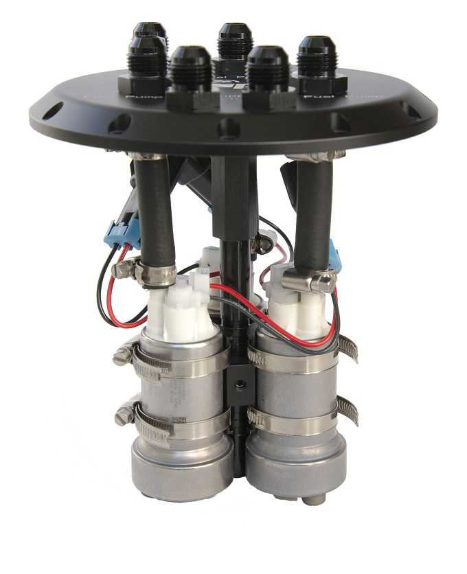 SPD Catch tank in-tank fuel pumps