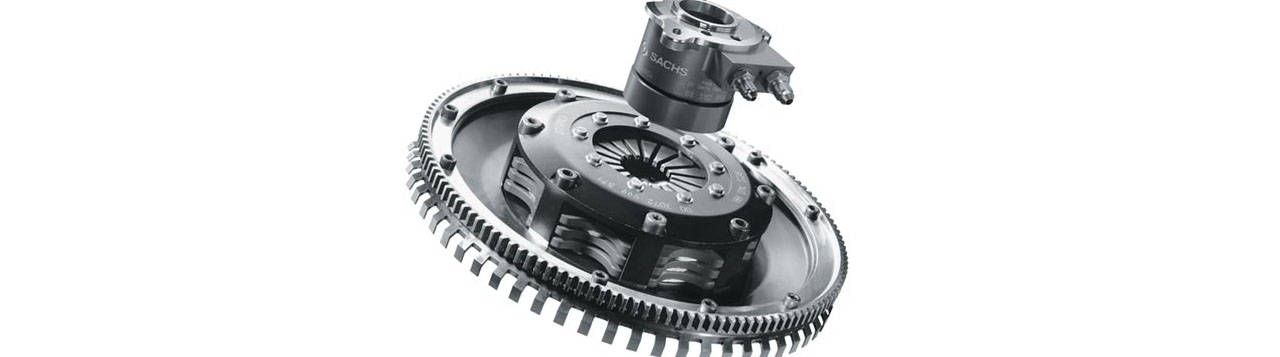Sachs RCS 200 mm Clutch assembly