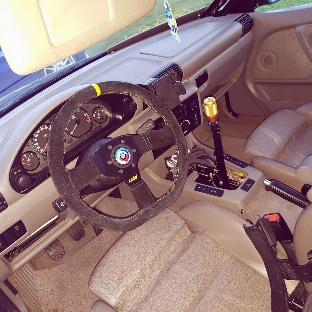 COOLERWORX Short shift PRO BMW Gearbox