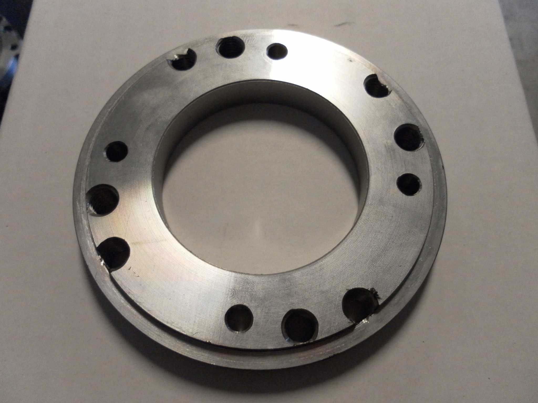 Toyota 2JZ V160 adapter hydraulic release bearing