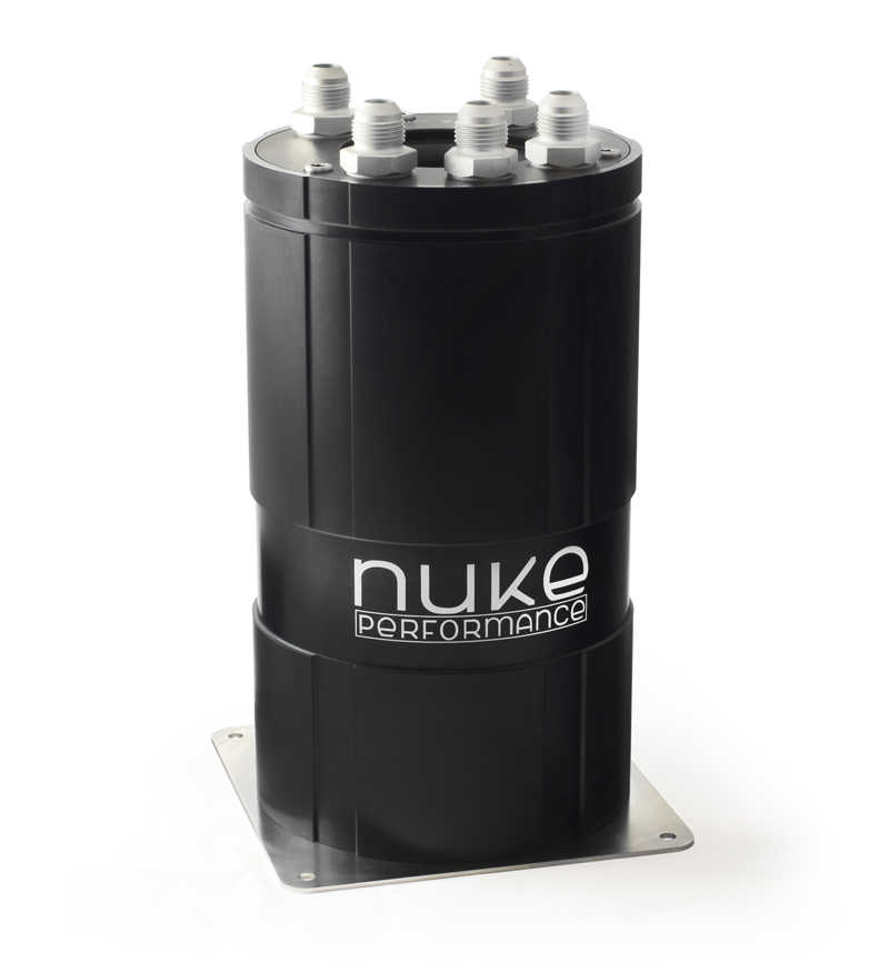 Nuke Catchtank internal fuel pumps