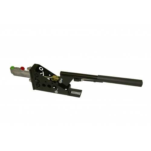 Lockable Horizontal Hydraulic Handbrake
