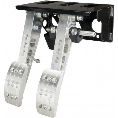 OBP Top mounted pedal box 2 pedals