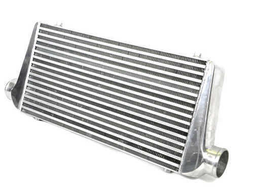 Intercooler (400x300x76) 2,5' connection