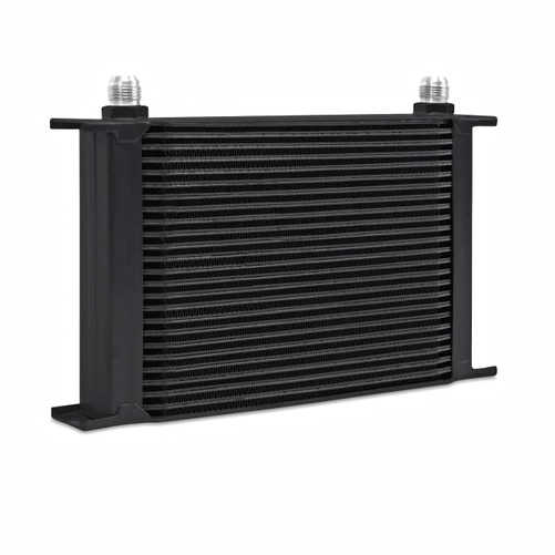 Oil cooler 30 rows AN8 - Black