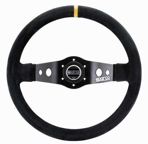 Sparco 215 steering wheel Suede