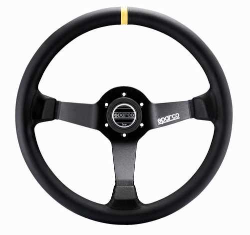 Sparco 345 steering wheel Suede