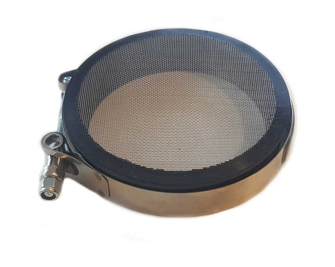 "Turboguard airfilter 4"" (102mm)"