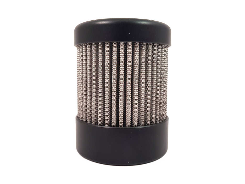 SPD Fuel filter compact 10 micron E85 black