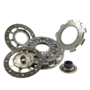 Sachs 228mm twin disc clutch